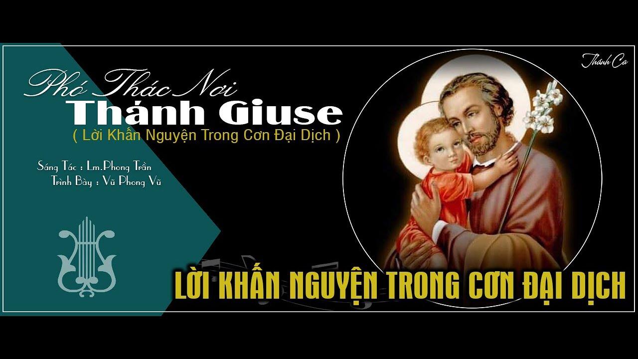 Kinh khẩn cầu Thánh Giuse trong cơn đại dịch Covid